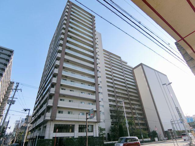 パークシティ堺東タワーズブライトの外観
