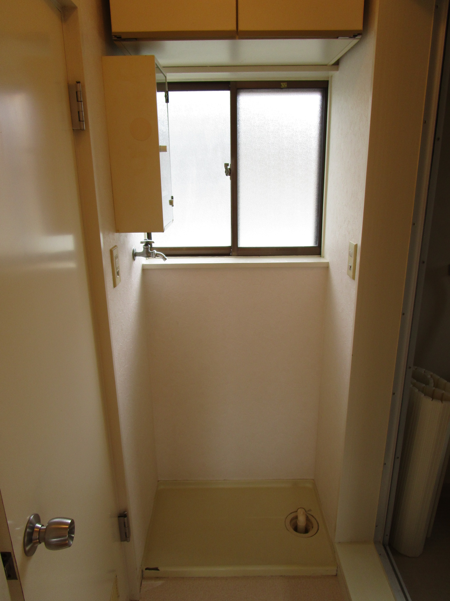 その他設備 室内洗濯機置場です