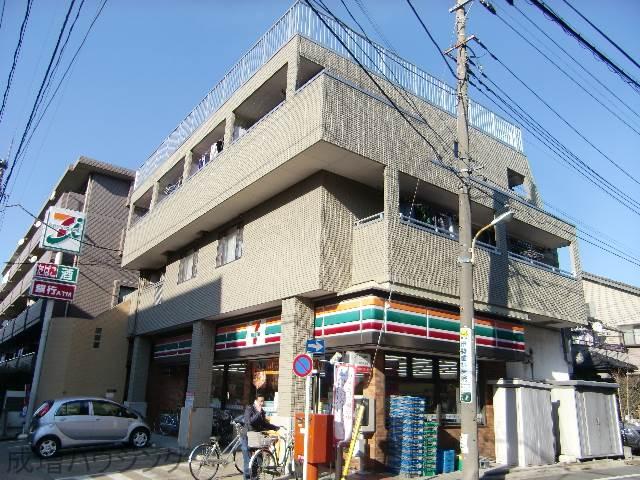 コンビニ セブンイレブン 板橋成増店(コンビニ)まで286m