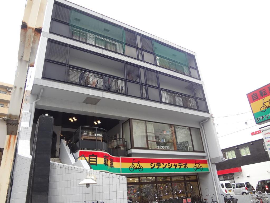 加倉ビルの外観