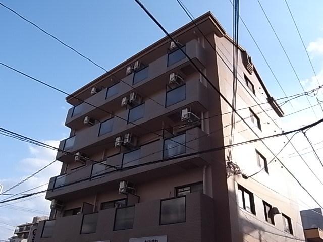 サンハウス神戸の外観