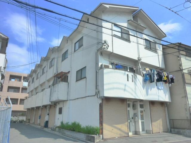 タウンハウス藤井寺の外観