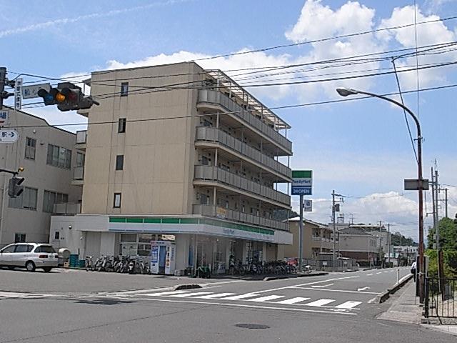 コンビニ ファミリーマート船岡中央店(コンビニ)まで650m