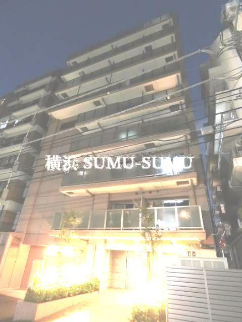 Daffitto横濱台町の外観