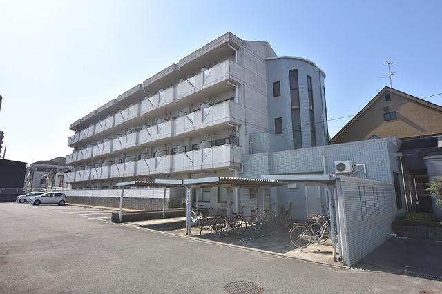 ラ・テール西田弐番館の外観