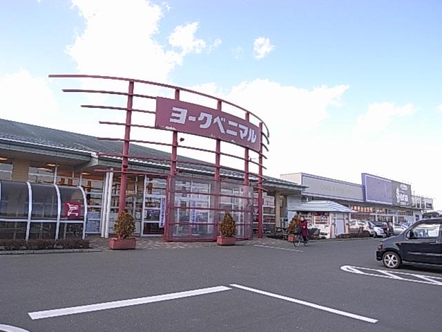 スーパー ヨークベニマル柴田店(スーパー)まで1033m