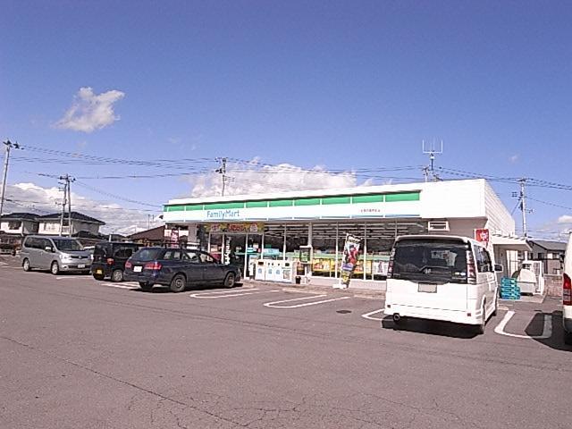 コンビニ ファミリーマート船岡自衛隊前店(コンビニ)まで1313m