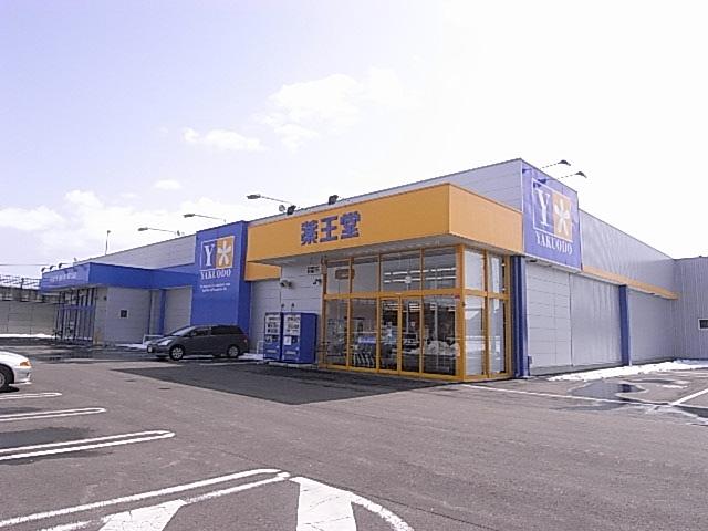 ドラックストア 薬王堂宮城柴田店(ドラッグストア)まで1007m