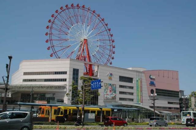 ショッピングセンター アミュプラザ鹿児島(ショッピングセンター)まで755m