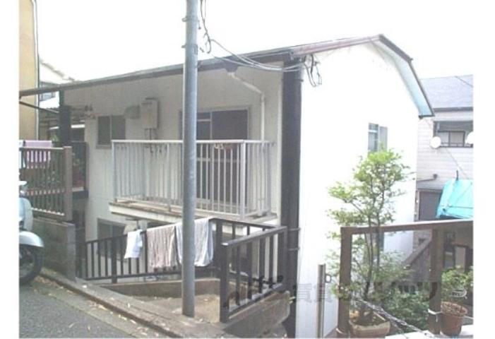 錦山ハイムの外観