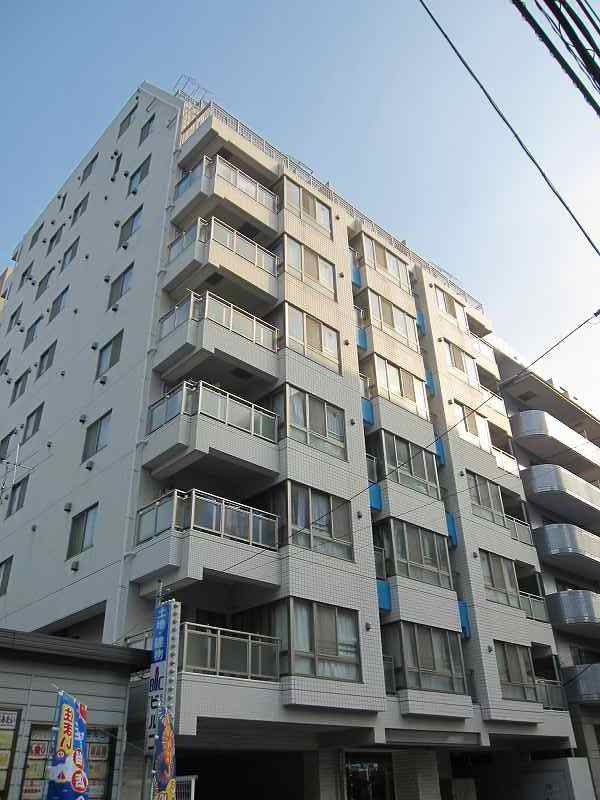 プリミテージュ新横浜の外観