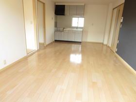 LDK14帖、家具の配置もしやすいです