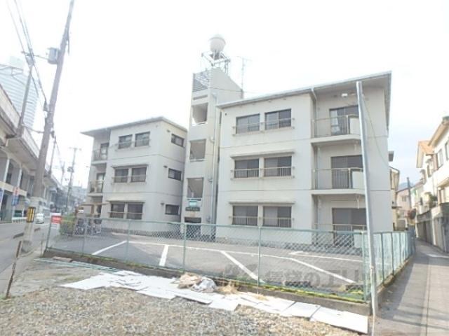 中村マンションの外観