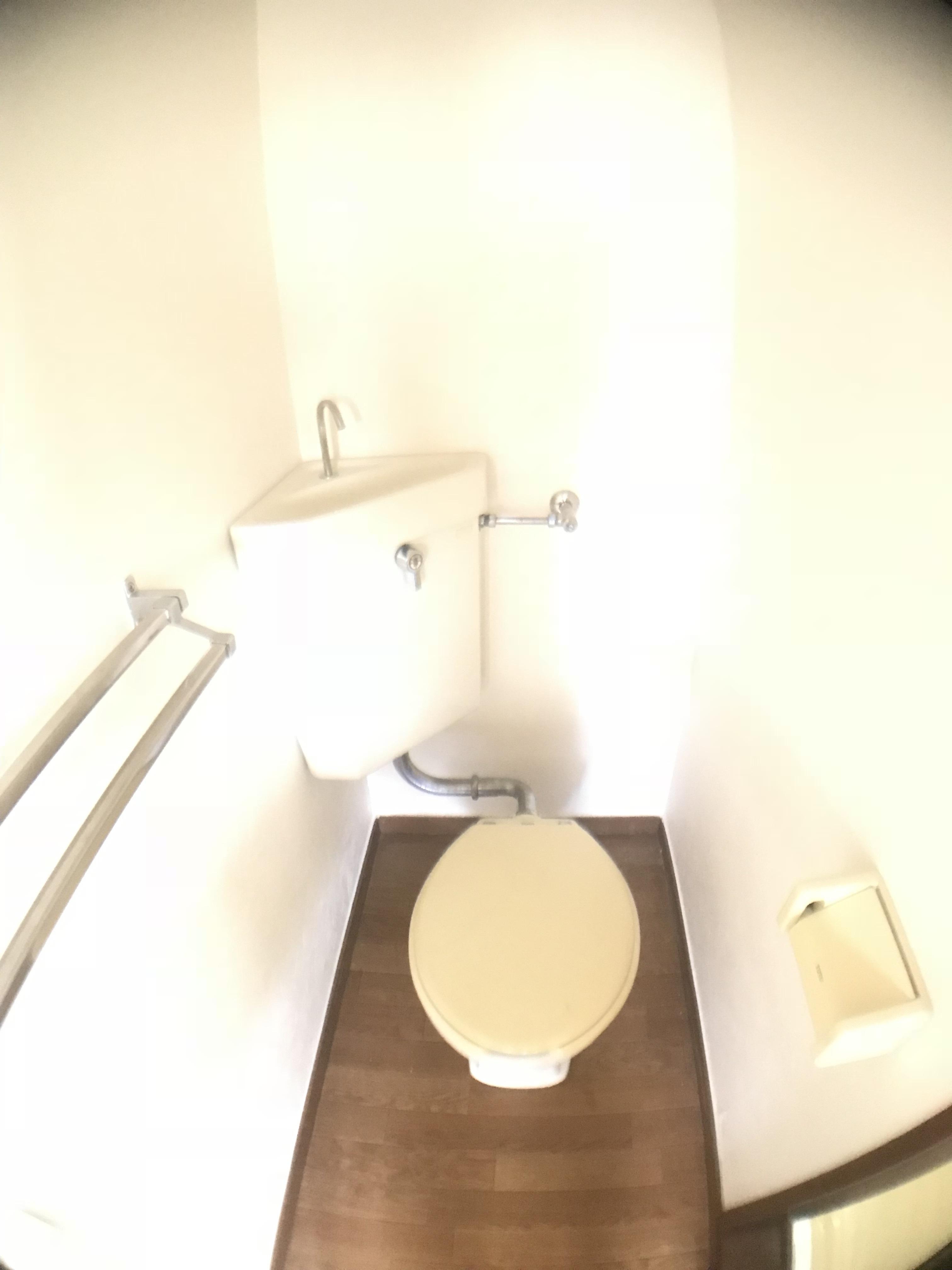 トイレ トイレ&洗面台