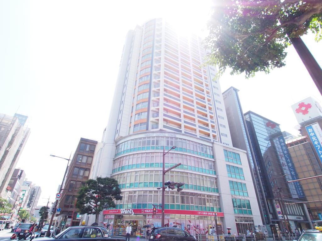 No.63オリエントキャピタルタワーの外観