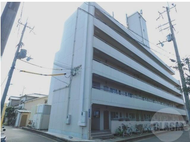 三和第10マンションの外観