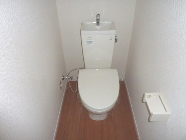 トイレ 広々スペース