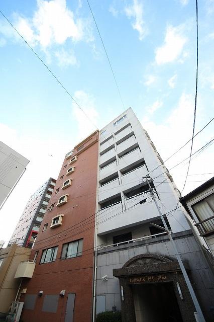 藤本ビルNo21中津口の外観