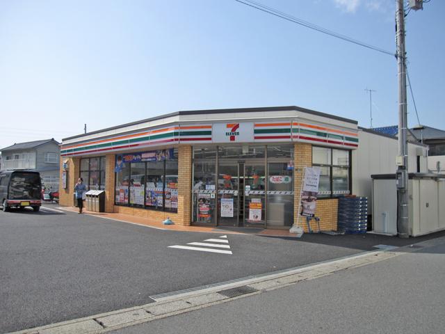 コンビニ セブンイレブン横須賀林1丁目店(コンビニ)まで402m