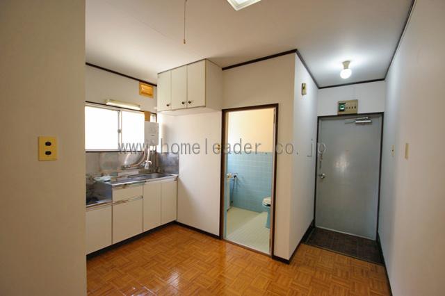 玄関 玄関/バストイレ/キッチン
