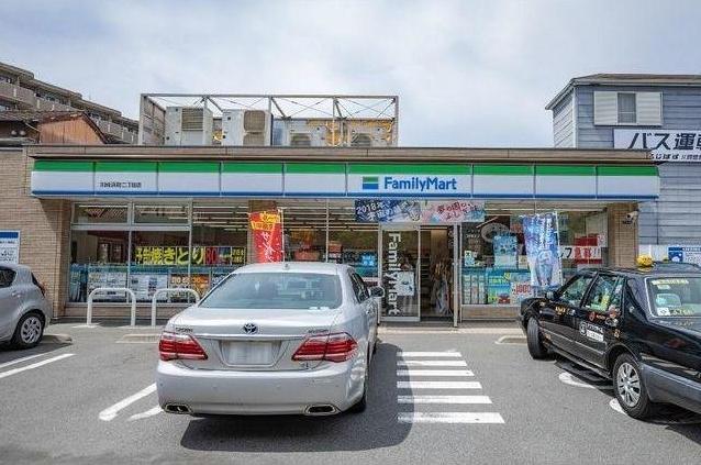 コンビニ ファミリーマート川崎浜町二丁目店(コンビニ)まで142m
