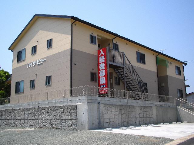 ハイツビュー(松橋町)の外観
