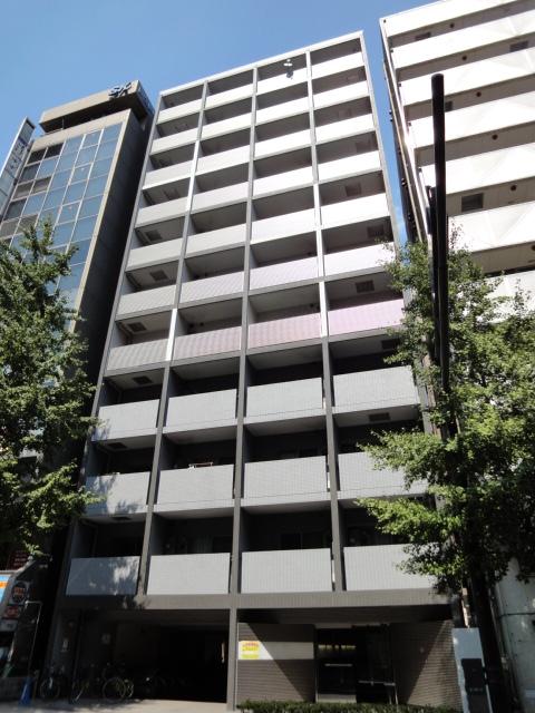 グロースメゾン新横浜の外観