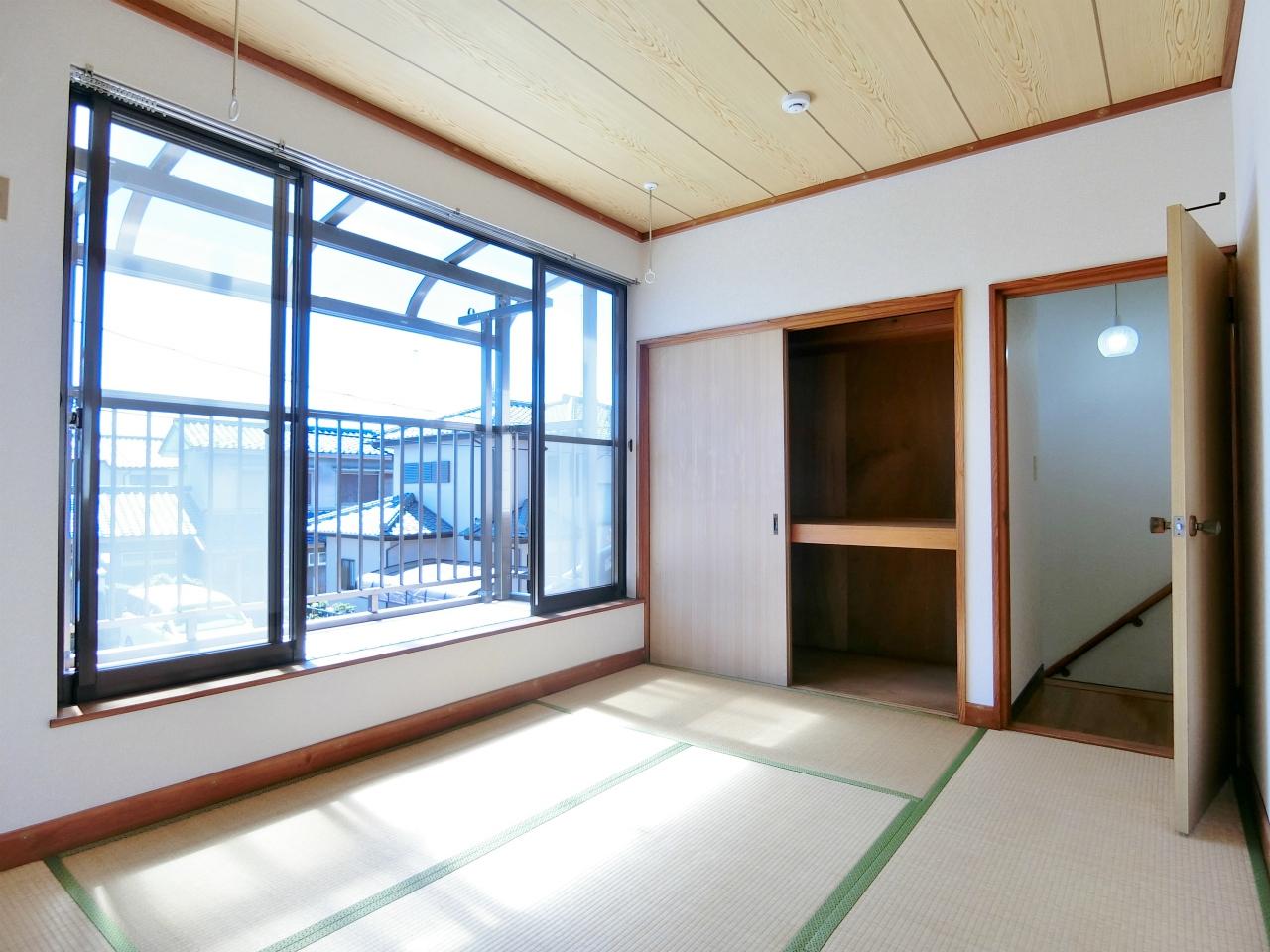 その他部屋・スペース 2階の和室になります♪♪♪