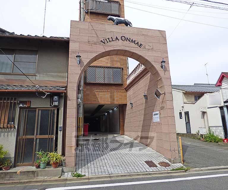 石川マンションの外観
