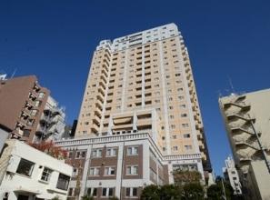 ACROSS目黒タワーの外観
