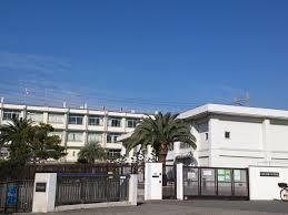 中学校 大阪市立長吉六反中学校(中学校)まで743m