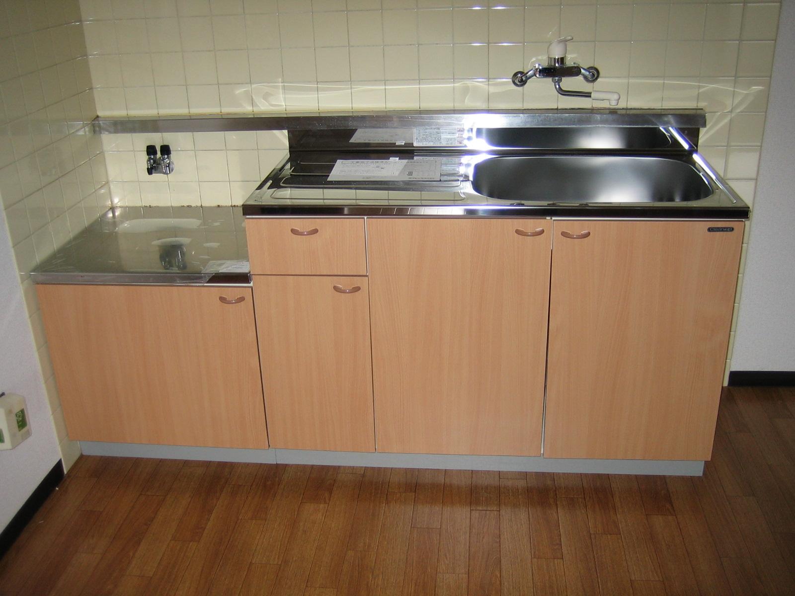 キッチン キッチン新品です!!