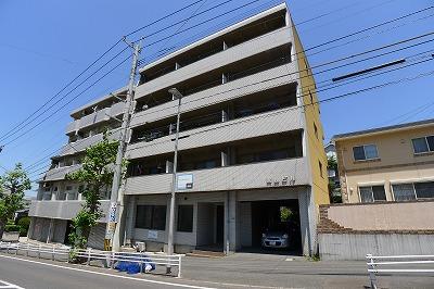 八千代葉山ビルの外観