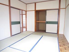 和室6畳・板の間