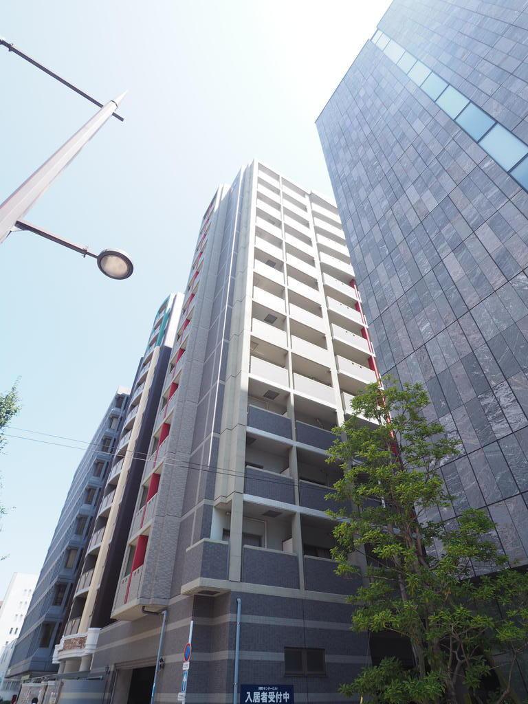 堺町センタービルの外観