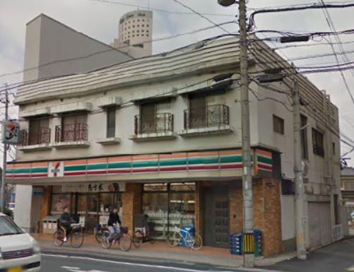 コンビニ セブンイレブン北九大前店(コンビニ)まで207m