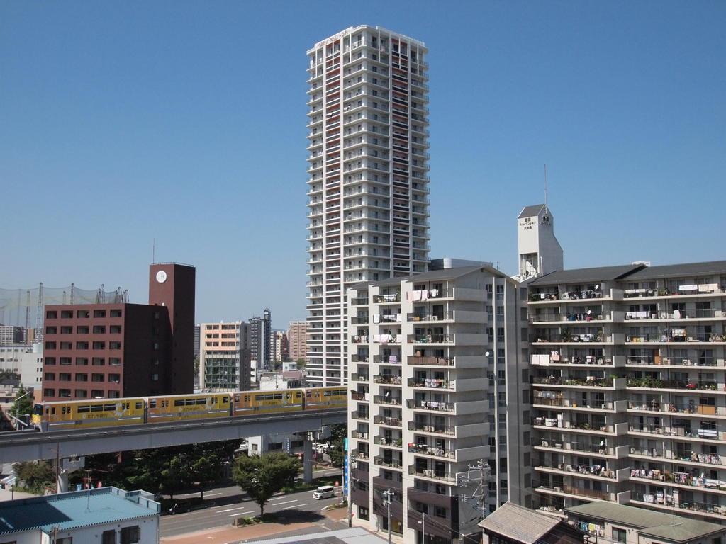 No.71オリエントトラストタワーの外観