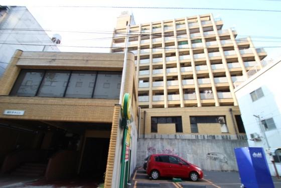 幟町熊本ビルの外観