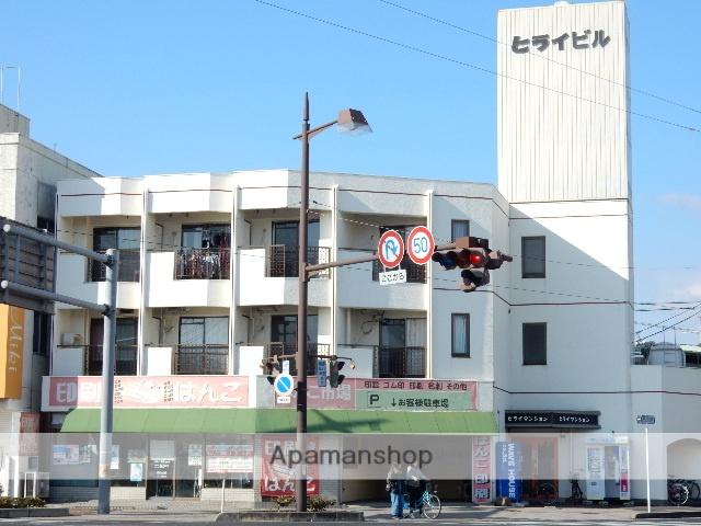 平井ビルの外観