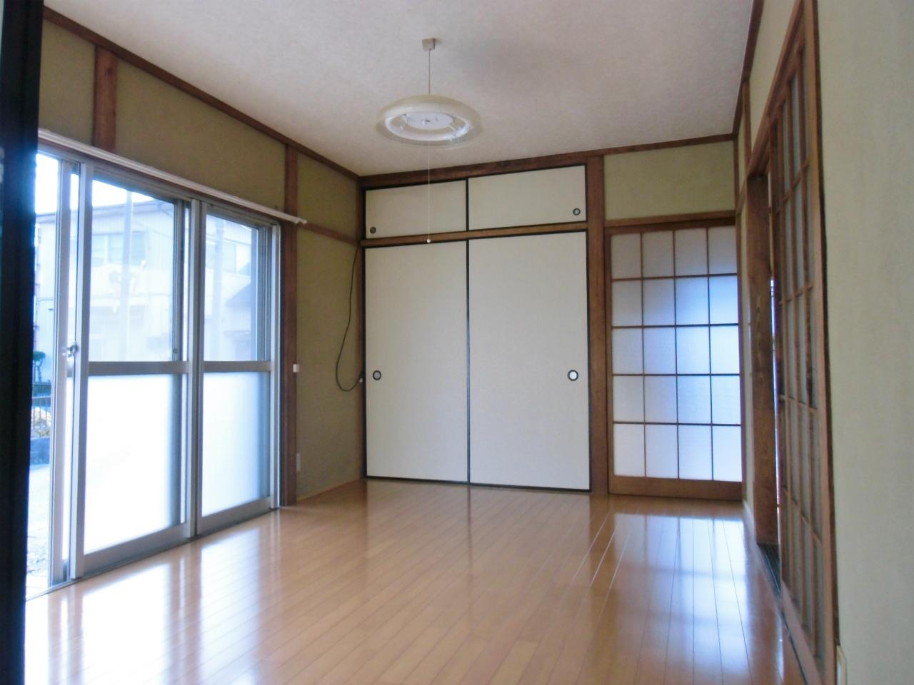 居室・リビング 洋室を別角度から。
