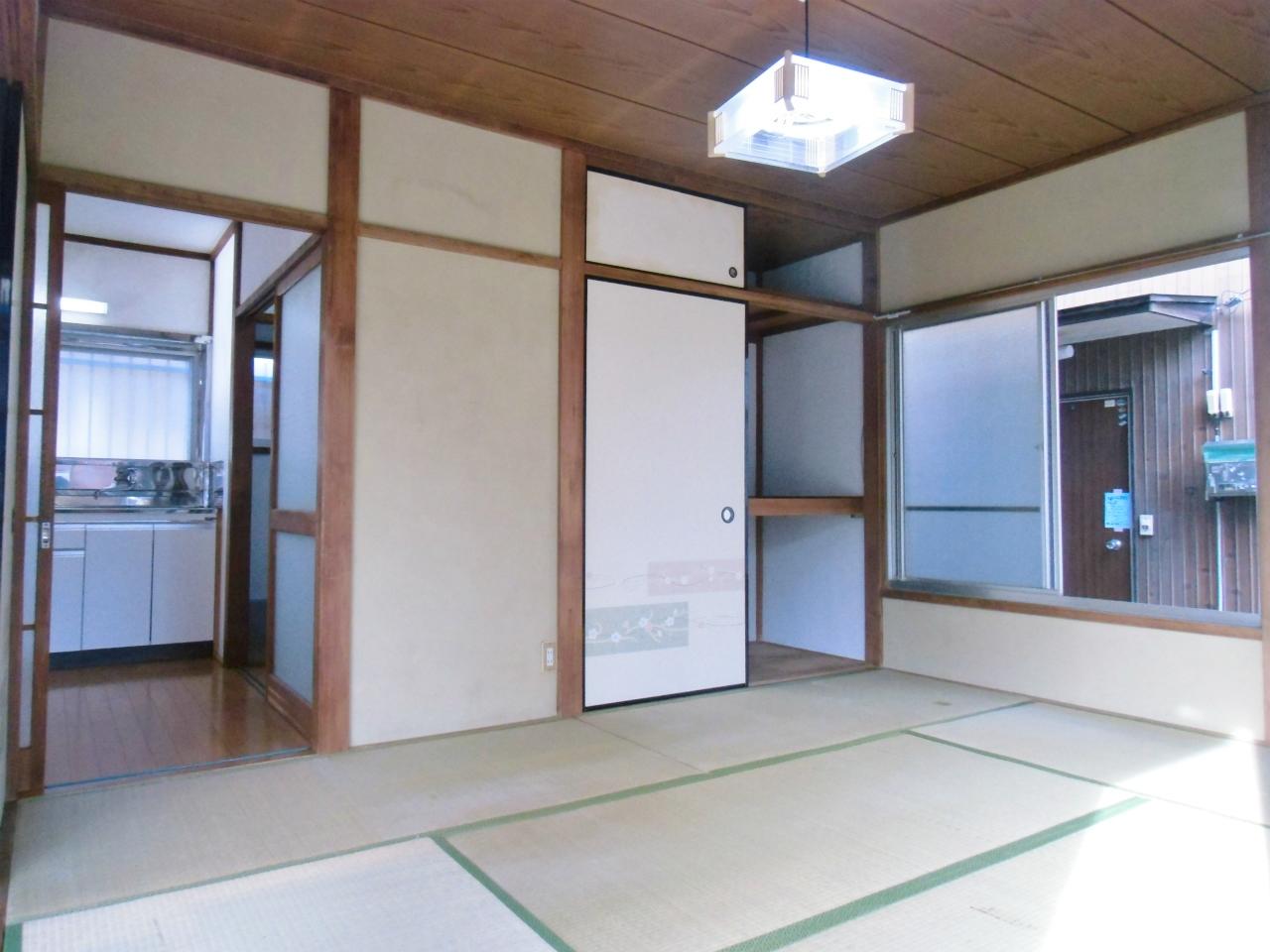 その他部屋・スペース 和室はやっぱり和みますね♪♪♪