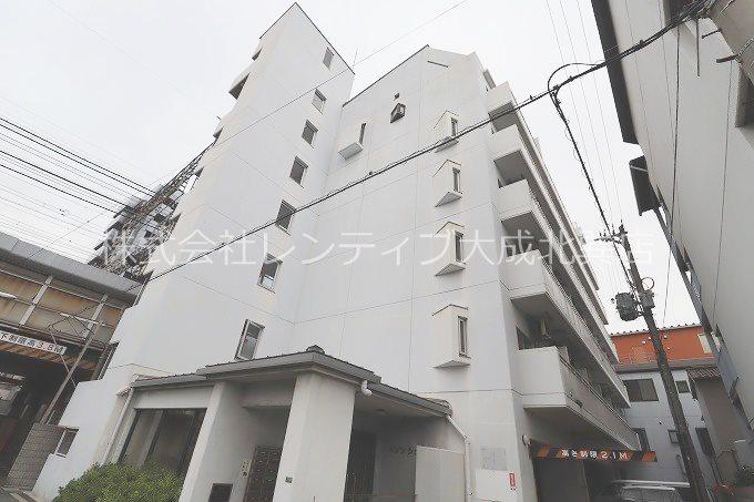 リアライズ鶴橋東の外観