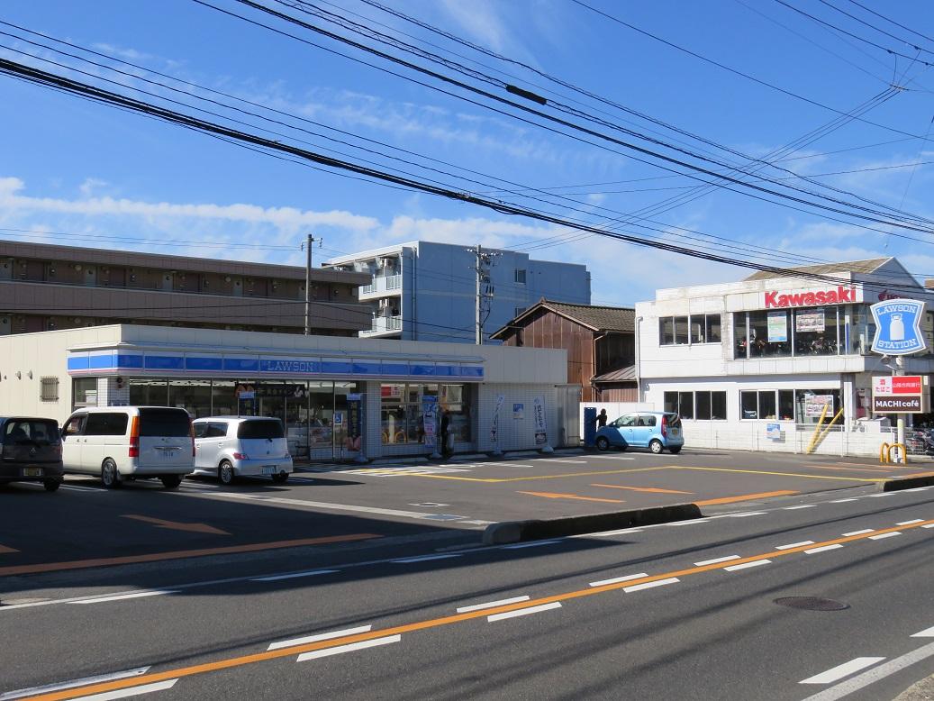 コンビニ ローソン鳥取大学前店(コンビニ)まで396m