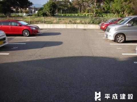 駐車場 平置き駐車場