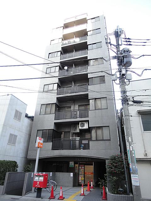 橋本ビルの外観
