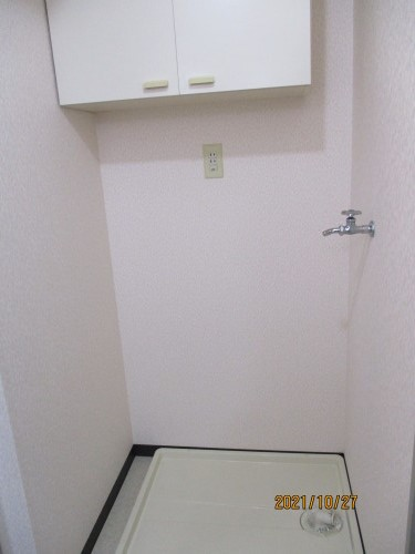 その他設備 室内洗濯機置場