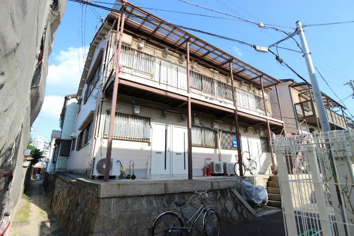 エトワール須磨浦の外観