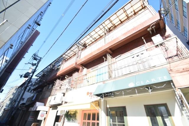第2昭和町マンションの外観