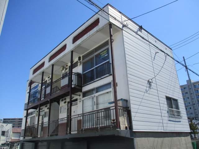 第1マンション豊平の外観