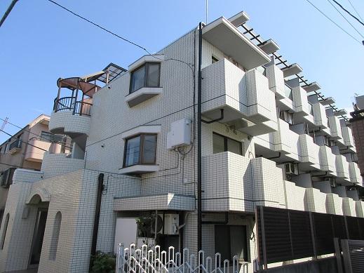 Housing-Musashino 87の外観